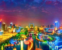 Dongguan, Teach or Work