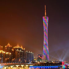 Guangzhou, Work or Teach English