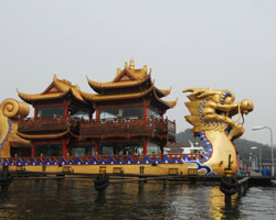 Hangzhou sightseeing list