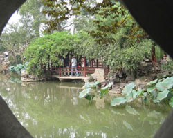 Suzhou Sightseeing List