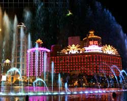 Living and working in Macau - The Vegas of Asia