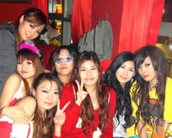 Shanghai Nightclubs