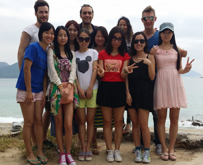 Teaching English in Guangzhou