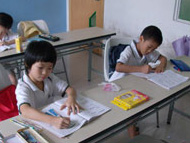 Teach in China picture