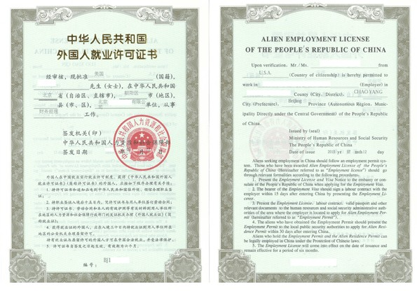 Work visa for china process after you receive your original invitation letter and you may need your stopboris Gallery